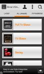 Tv onliner screenshot 1/3