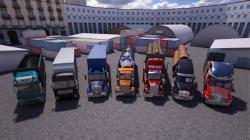 Truck Simulator PRO 2016 complete set screenshot 5/6