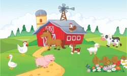 Kids Farm 2 screenshot 1/3