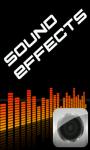 Sound Effects Pro screenshot 1/3