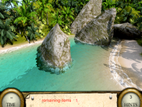 Hidden Island screenshot 1/2