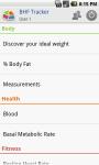 BHF Tracker screenshot 1/5