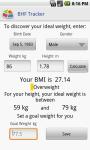 BHF Tracker screenshot 2/5