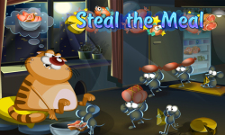 Steal the Meal: Unblock Puzzle screenshot 1/5