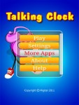 Smart Talking Clock Lite screenshot 2/6
