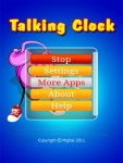 Smart Talking Clock Lite screenshot 3/6