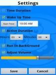 Smart Talking Clock Lite screenshot 5/6