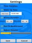 Smart Talking Clock Lite screenshot 6/6