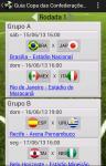 Guide Confederations Cup FREE screenshot 1/4