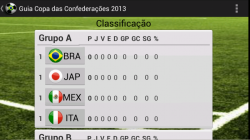 Guide Confederations Cup FREE screenshot 2/4
