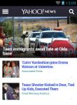 Yahoo News Reader Lite screenshot 2/5
