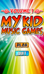 Kid Music Game Battle Vol 01 screenshot 1/3