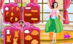 Snow White Dream Dress screenshot 3/4