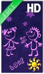 Love Live Wallpaper HD Free screenshot 1/2
