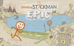 Draw a Stickman EPIC opened screenshot 4/5