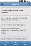 Catholic Chaplets screenshot 3/3