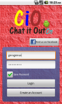 Chat it Out on Android screenshot 1/6