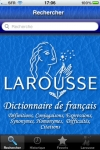Dictionnaire de franais screenshot 1/1