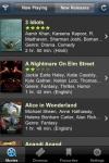 Naviflix Movie and Cinema Showtimes screenshot 1/1