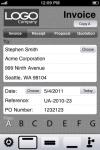 Invoice Robot screenshot 1/1
