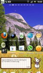 Pretty Yosemite National Park Live Wallpaper screenshot 2/6