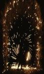 Spining Sparkles Live Wallpaper screenshot 2/3