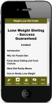 Weight Loss Diets screenshot 4/5