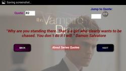 Vampire Diaries Quotes screenshot 2/3
