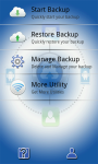 Easy Backup Pro screenshot 1/5