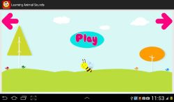 Learning Animal Sounds screenshot 4/6