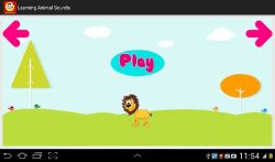 Learning Animal Sounds screenshot 5/6