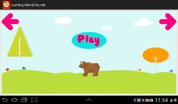 Learning Animal Sounds screenshot 6/6