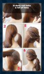 Unique hairstyles Step by Step screenshot 2/3