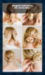 Unique hairstyles Step by Step screenshot 3/3