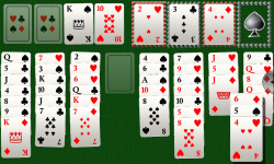 Ultimate FreeCell Solitaire screenshot 2/6