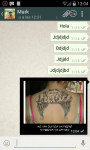 WhatsApp Tattoos screenshot 6/6