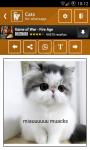 WhatsApp Cats screenshot 3/6