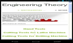 Mechanical Theory screenshot 1/6