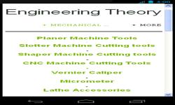 Mechanical Theory screenshot 2/6