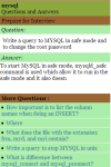 Learn Mysql Interview Q A screenshot 3/3