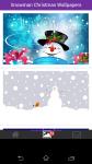 Snowman Christmas Wallpapers screenshot 2/5