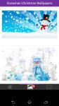 Snowman Christmas Wallpapers screenshot 3/5