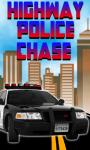 Highway Police Chase screenshot 1/1