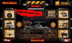 Monster Car Hill Racer 2  screenshot 3/5