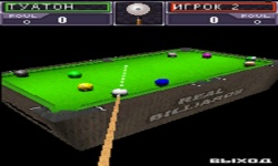 3D Real Billiard screenshot 2/6