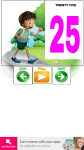 Kids Learning Alphabets Numbers Days Colours screenshot 4/6