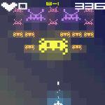 Rainbow Invaders Lite screenshot 2/2