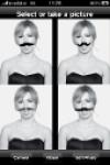 Funny mustaches screenshot 1/1