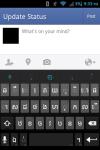 Khandroid Khmer Keyboard screenshot 1/6