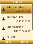 Group SMS App screenshot 3/4